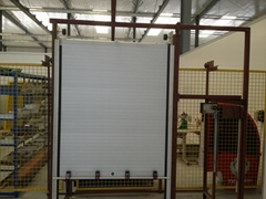 Aluminum Roll up Door Aluminium Roller Shutter