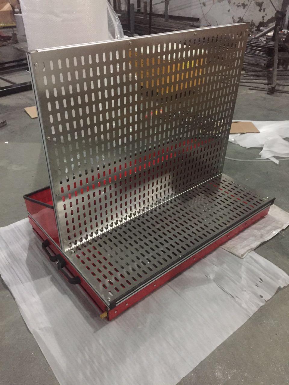 Truck Accessories Aluminum Back Ladder for Fire Trucks 3