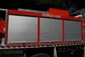 Roll up Door Firefighting Emergency Truck Special Vehicles Roller Shutter 5