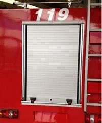 Special Vehicles Parts Aluminium Roller Shutter Door