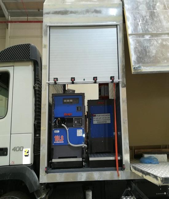 Selling Aluminum Rolling Shutter Door for Fire Trucks Special Vehicles 2