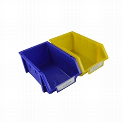 low price sale plastic shelf bin mold warehouse  storage spare parts rack