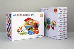 玩具包裝彩盒印刷