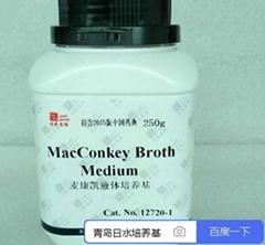 麦康凯液体培养基日水生物