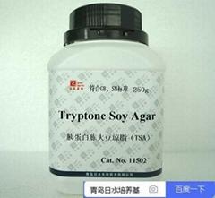 胰蛋白胨大豆瓊脂日水干粉培養基