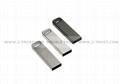 Metal Mini USB Flash Drives with Key