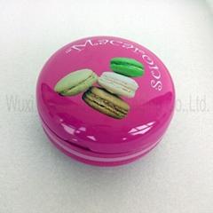 Candy Box Round