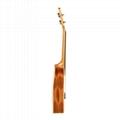 INITER Mahogany Concert Ukulele Wood Color