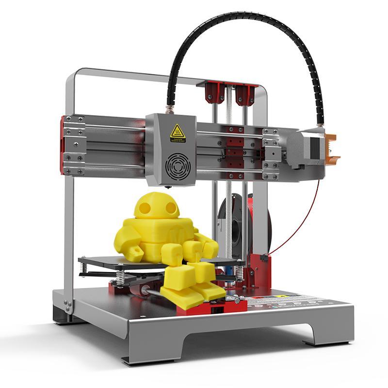 High Precision Desktop 3D Printer Kits Reprap  DIY Self Assembly with  SD Card