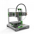 High Precision Desktop 3D Printer Kits Reprap  DIY Self Assembly with  SD Card