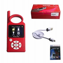 V9.0.0 Handy Baby Hand-held Car Key Copy Auto Key Programmer for 4D/46/48 Chips