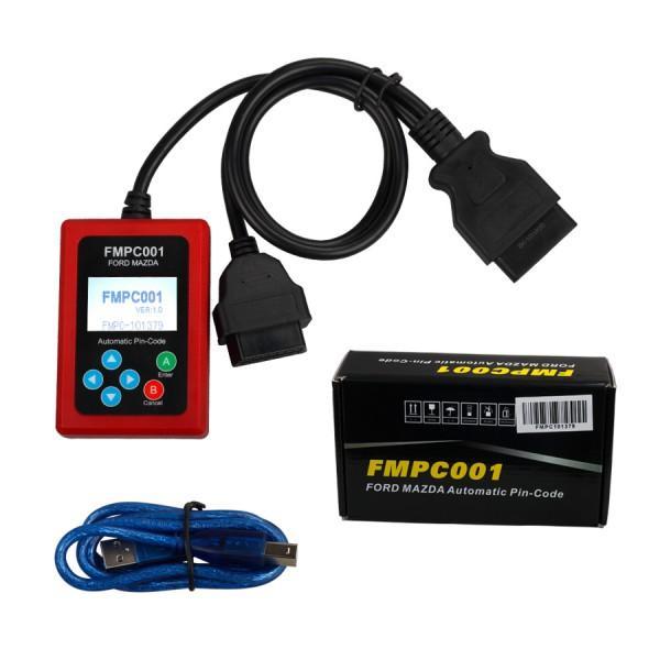 V1.7 FMPC001 Incode Calculator For Ford/Mazda No Token Limitation 1