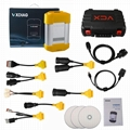 llscanner VXDIAG VCX HD Heavy Duty Truck Diagnostic System for CAT, VOLVO, HINO