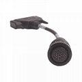 V2011C WAS Multi-Diag Bluetooth Multi-Languages Truck Diagnosis Free Re-Activati