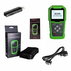 H100 Ford/Mazda Auto Key Programmer Supports 2017/2018 Models like F150/F250/F35