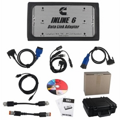 Cummins INLINE 6 Data Link Adapter truck 24 v scanner  (Hot Product - 1*)