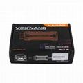 VXDIAG VCX NANO for TOYOTA TISTechstream V12.00.127Compatible withSAE J2534 WIFI