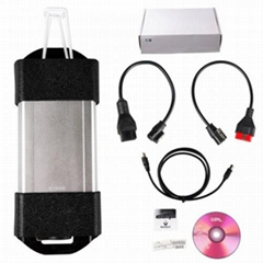 Cheaper V176 CAN Clip For Renault Latest Renault Diagnostic Tool Multi-languages