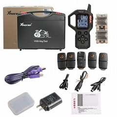 Original V2.2.2 Xhorse VVDI Key Tool Remote Key Programmer European Version