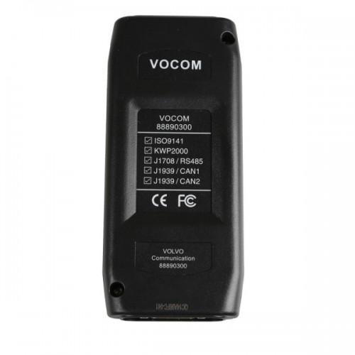 New Volvo 88890300 Vocom VCADS Interface PTT 2.03.20 Diagnose for Volvo/Renault