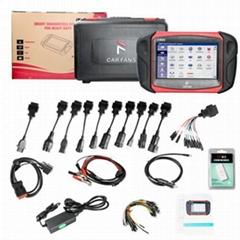 CAR FANS C800 Diesel &Gasoline Vehicle Diagnostic ScanTool forCommercial Vehicle