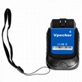 VPECKER E4 Phone Bluetooth Full System OBDII Scan Tool for Android