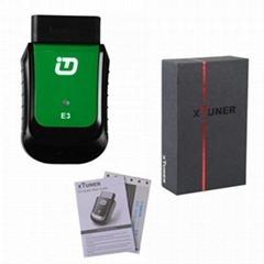 XTUNER E3 V9.2 WINDOWS 10 Wireless OBDII Diagnostic Tool Support Multi-Languages