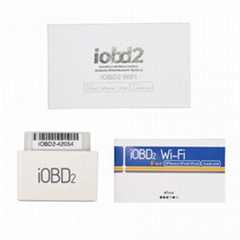 Original iOBD2 Diagnostic Tool for Iphone By WIFI
