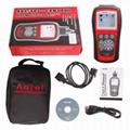Original Autel AutoLink AL619 OBDII CAN