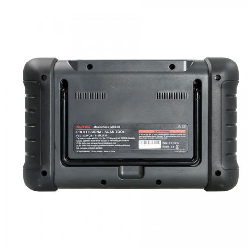 AUTEL MaxiCheck MX808 Android Tablet Diagnostic Tool Code Reader Update Online  8