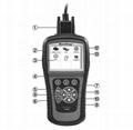 MaxiDiag EliteMD802 Code Scanner forDatastream Model Engine,Transmission,ABS,SRS