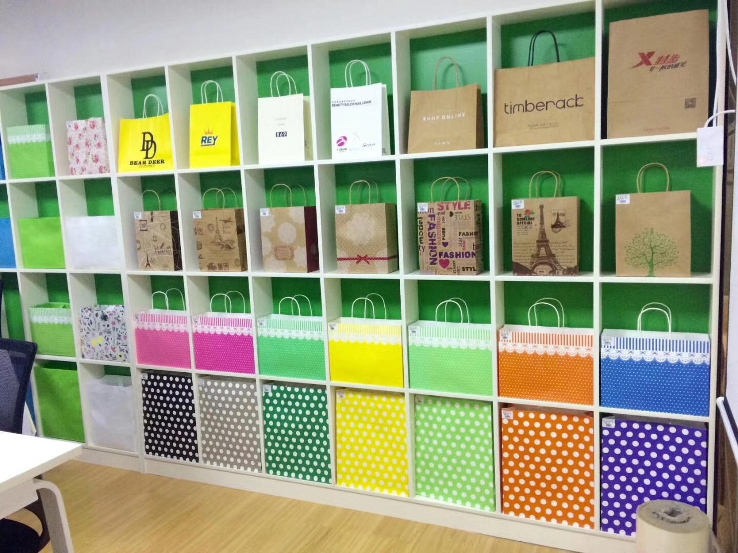 Customized paper bags 1