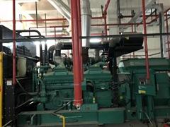 1800KW康明斯柴油發電機組
