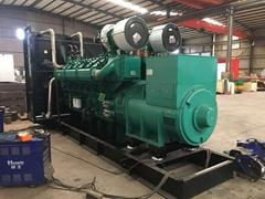 1340KW康明斯柴油发电机组