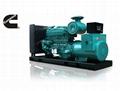 320KW康明斯柴油发电机组
