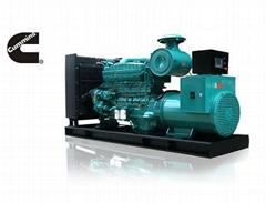 320KW康明斯柴油發電機組