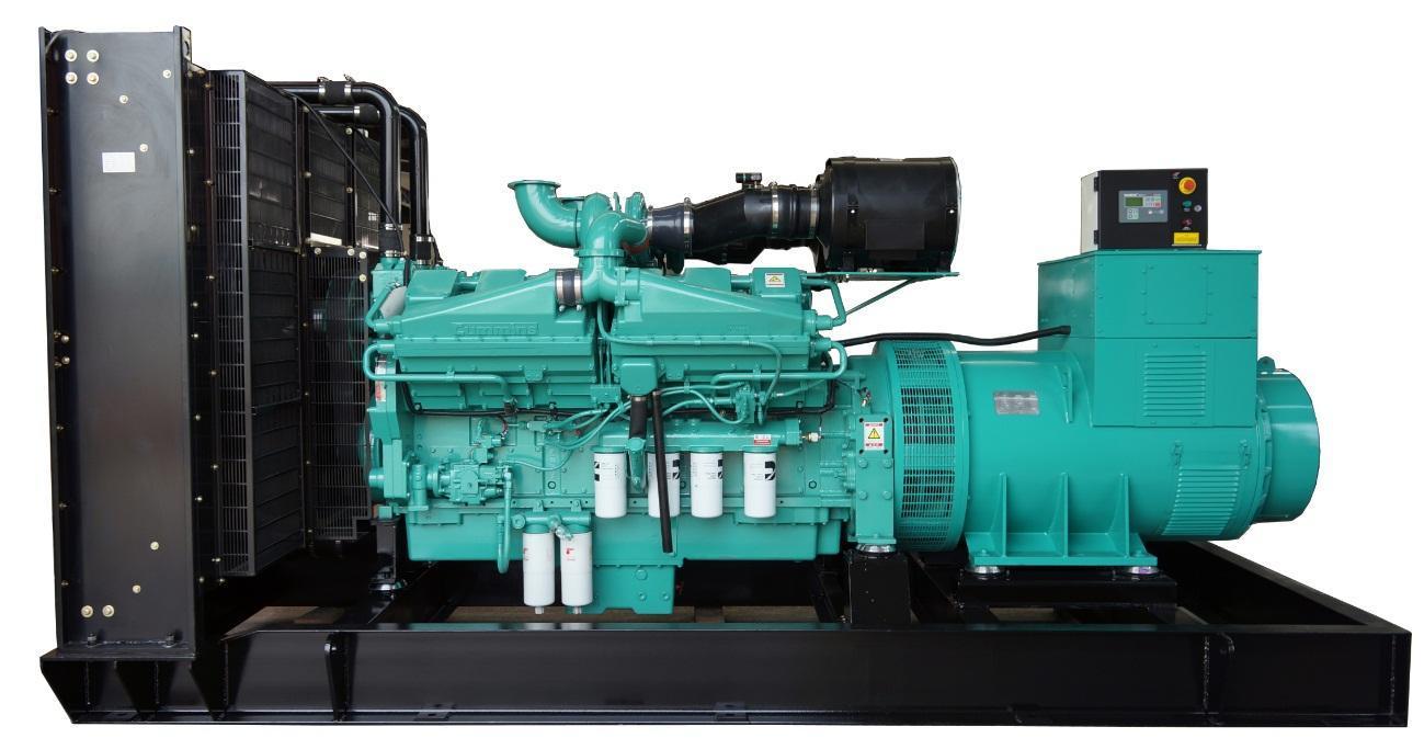 360KW康明斯柴油发电机组 1