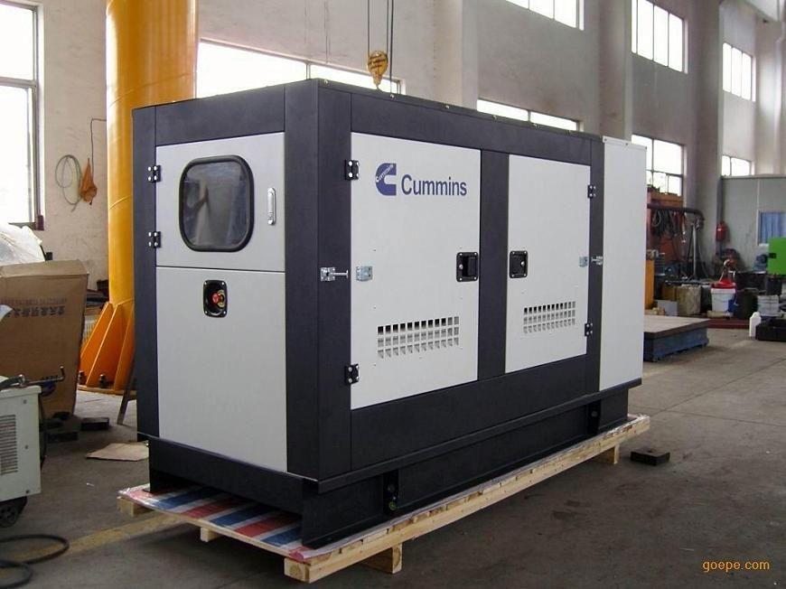 400KW康明斯柴油发电机组 1