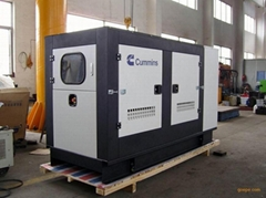 400KW康明斯柴油发电机组