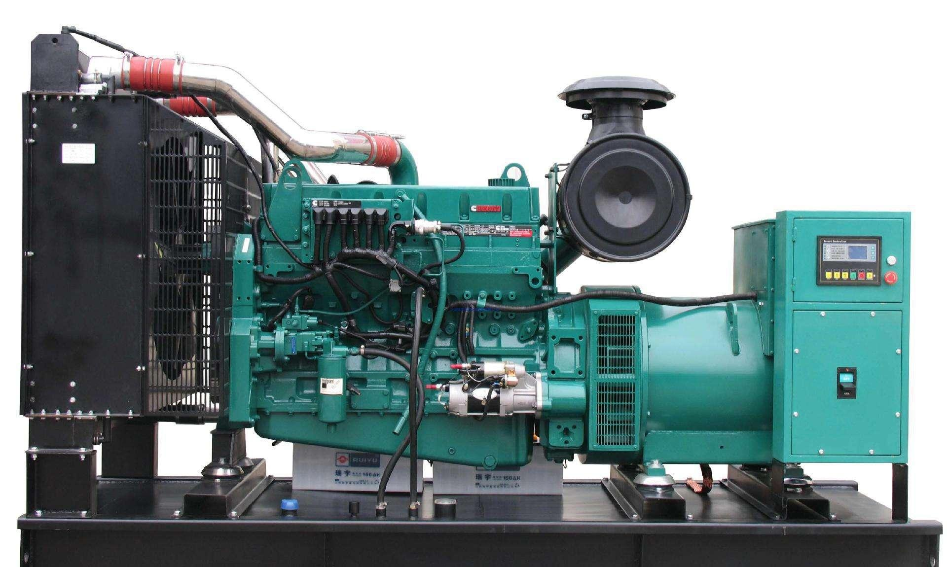500KW康明斯柴油发电机组 1