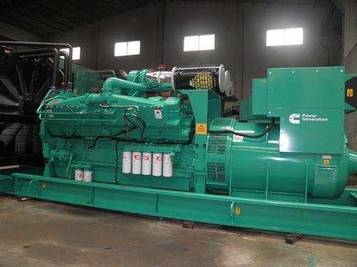 660KW康明斯柴油发电机组 1