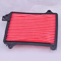 越野车配件 NX250空气滤芯 88-95年AX-1空滤 摩托车空气滤清器