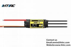 HTIRC Hornet Brushless Speed Controller ESC SBEC 40A 5V/4A 2-6S for RC Airplane