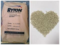 Polyphenylene sulfide PPS natural resin