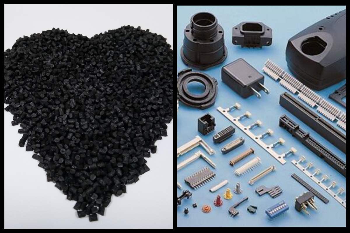 Nylon66 BASF Ultramid A3WG7 BK00564 35% Glass Filled PA66 polyamide6.6 pellets 5