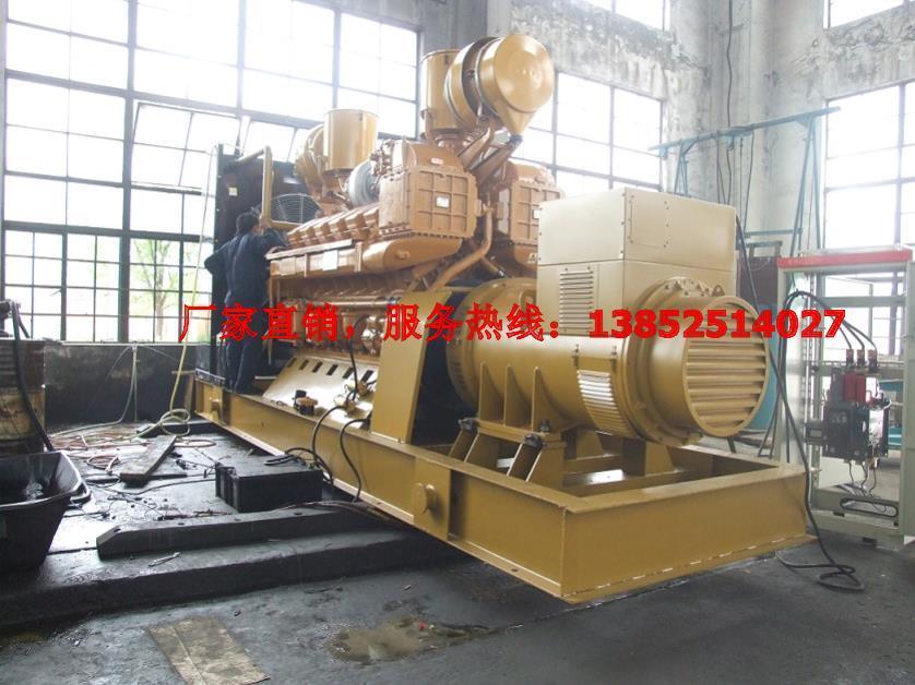 济柴柴油发电机组  2