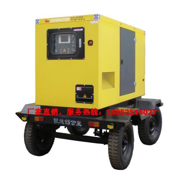 济柴柴油发电机组  3