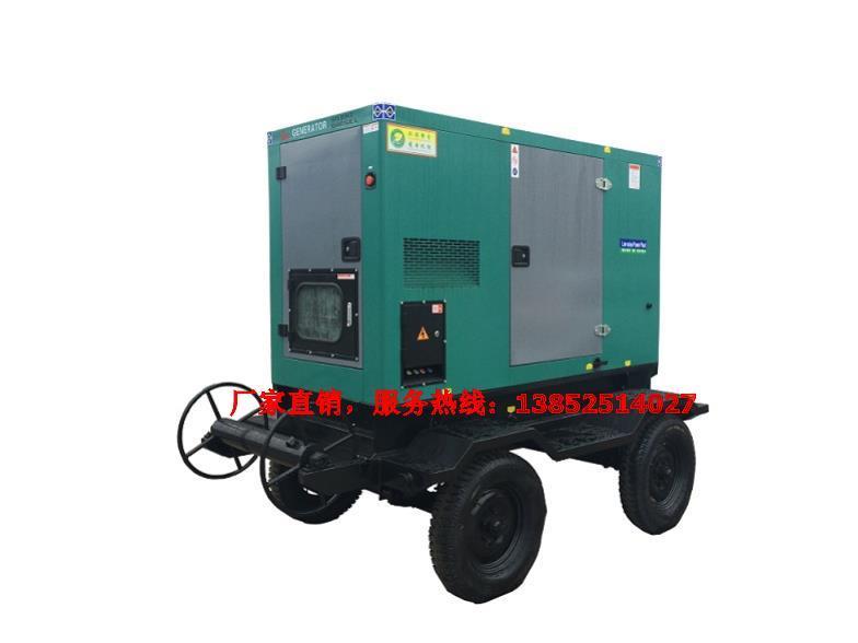 济柴柴油发电机组  5