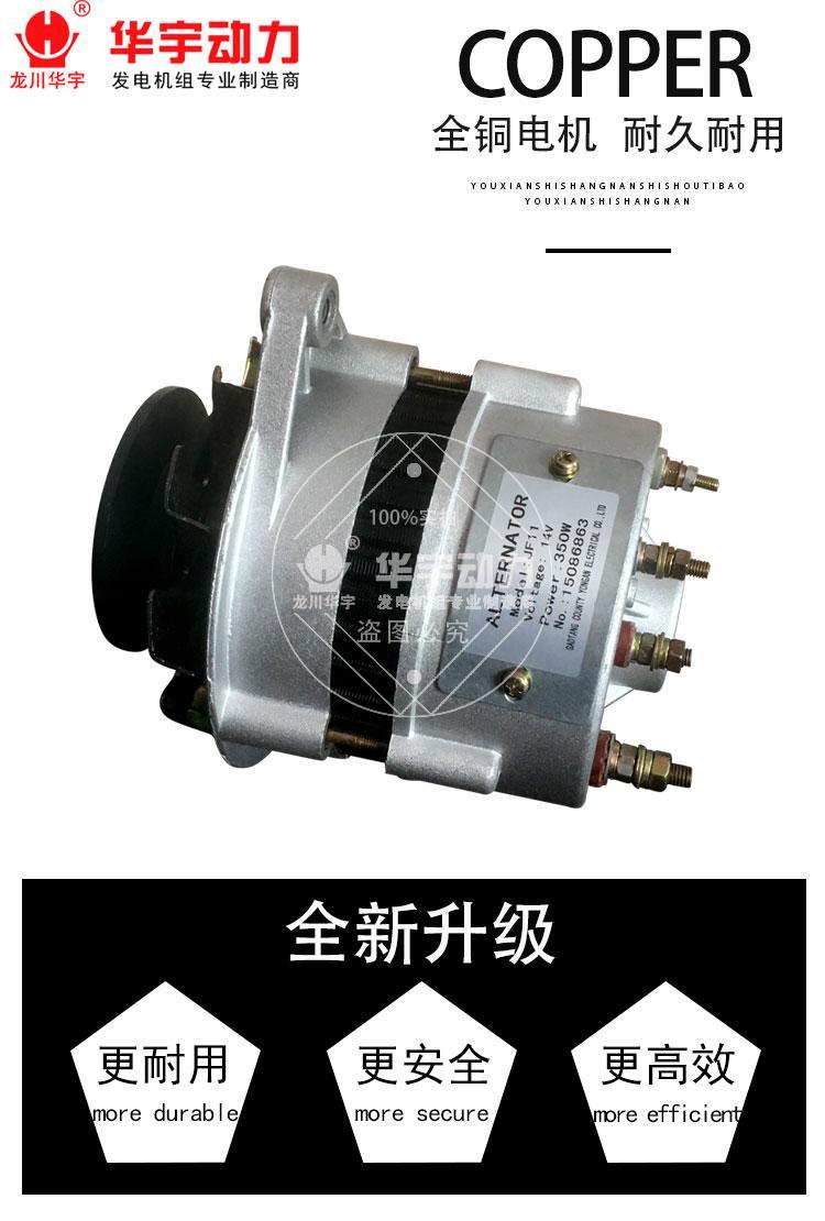 交流发电机 1