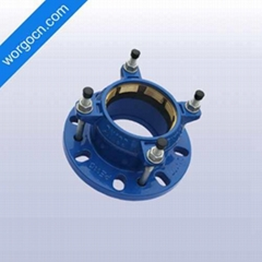 Restraint Flange Adaptor for HDPE Pipe